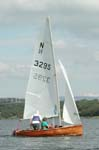 CVRDA Rally at Roadford S.C. 2002 - Pity about those sail numbers... - Roadford 2002