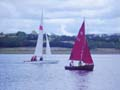 CVRDA Rally at Roadford S.C. 2003 - What other regatta provides racing for all classes from Tideway to Shark!! - Roadford 2003