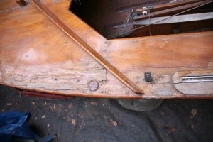This is why the decks needed replacing - extensive areas of delamination.